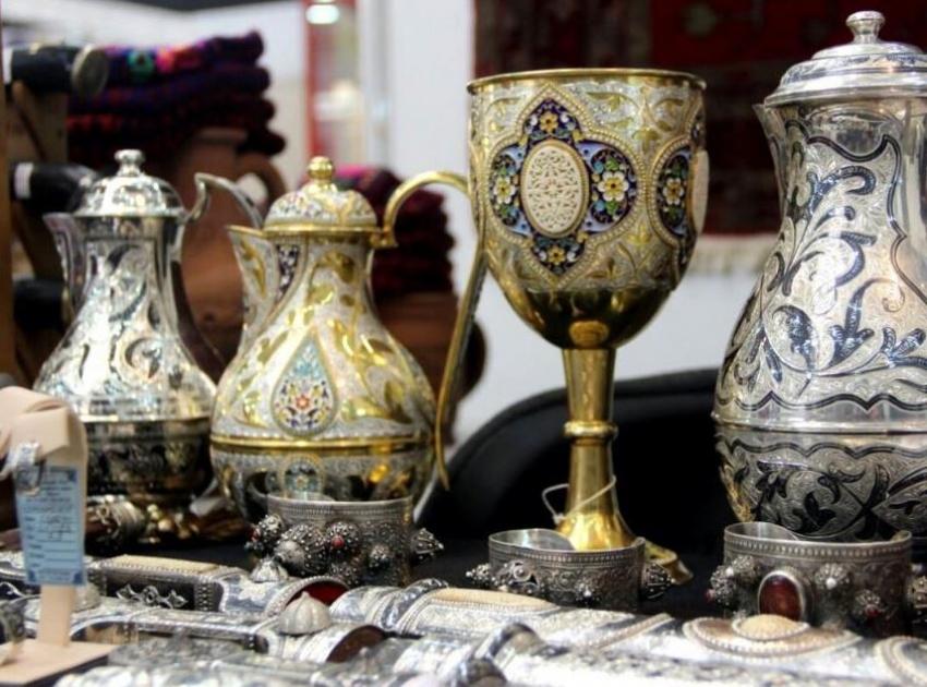 В Москве пройдет выставка традиционных изделий народов Дагестана
