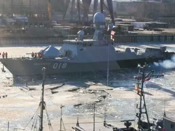 На пункте базирования Каспий смогут дислоцироваться 50 кораблей и судов