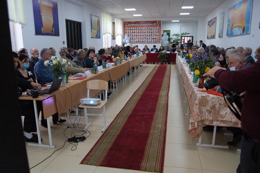 Терроризмдиз аькси семинар- совещание – Табасаран райондиъ