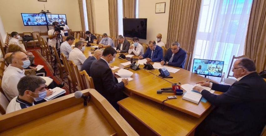 В правительстве Дагестана обсудили эффективное использование сельхозземель