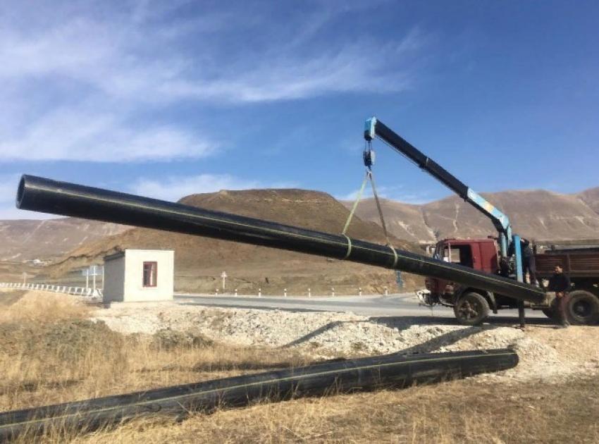 В Дагестане газифицируют 21 населенный пункт
