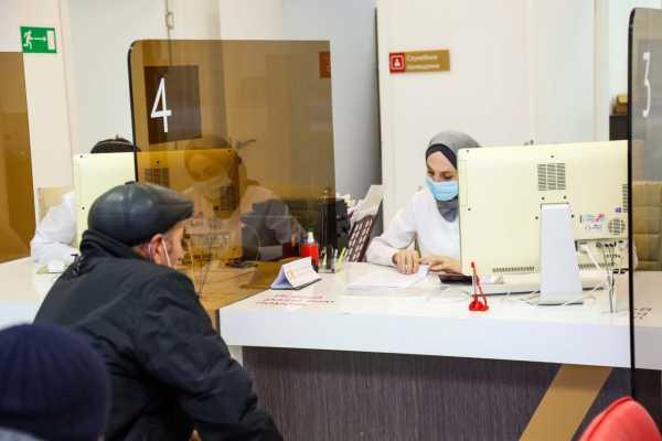 Доля привитых в МФЦ Дагестана составляет 85%