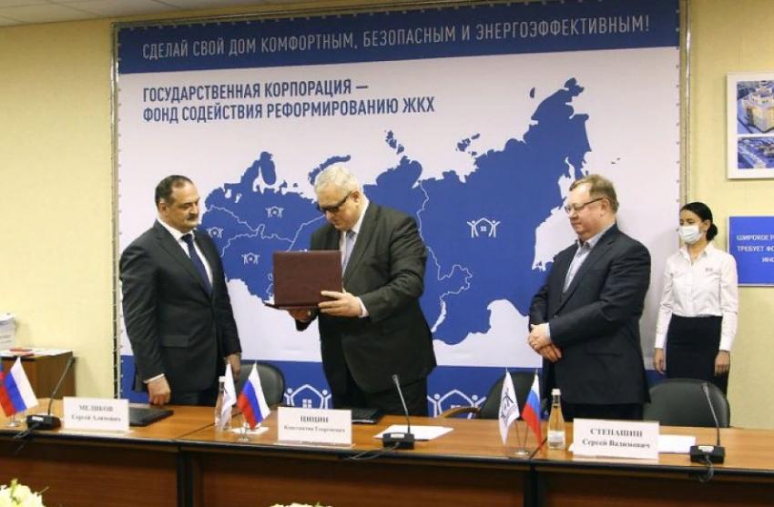Дагестан досрочно завершит программу переселения граждан из аварийного жилья