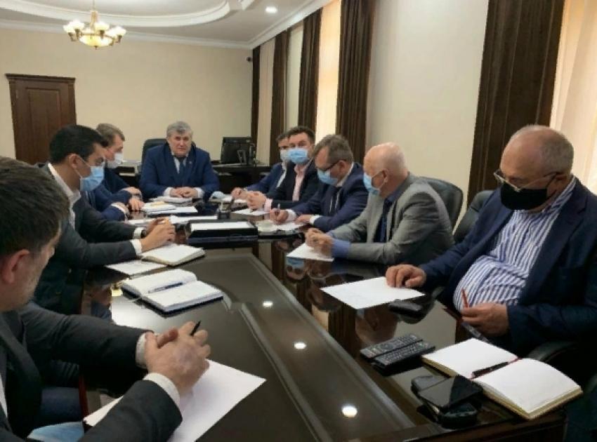 Дагестанскую сетевую компанию возглавил Андрей Меделянов