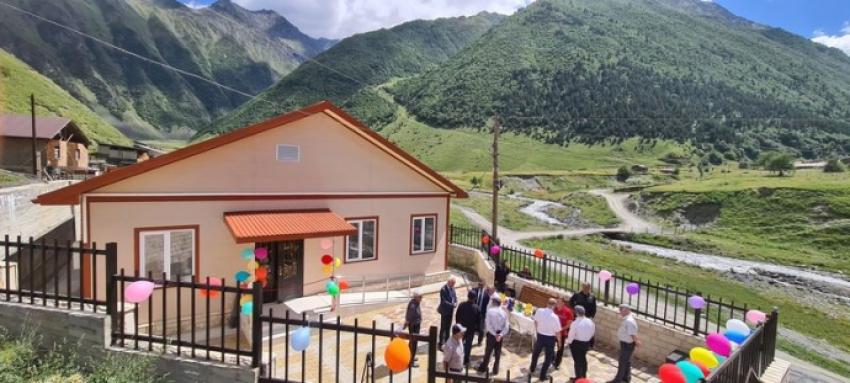 В Цумадинском районе состоялось открытие ФАПа