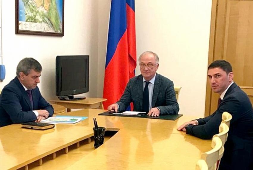 Представители правительства Дагестана и ВТБ обсудили вопросы взаимодействия
