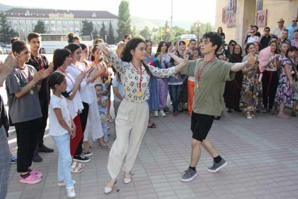 Ансамбль «Избербаш» выиграл Гран-при международного конкурса в Абхазии