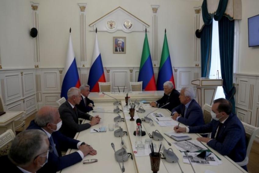 В Дагестане построят центр единоборств международного уровня