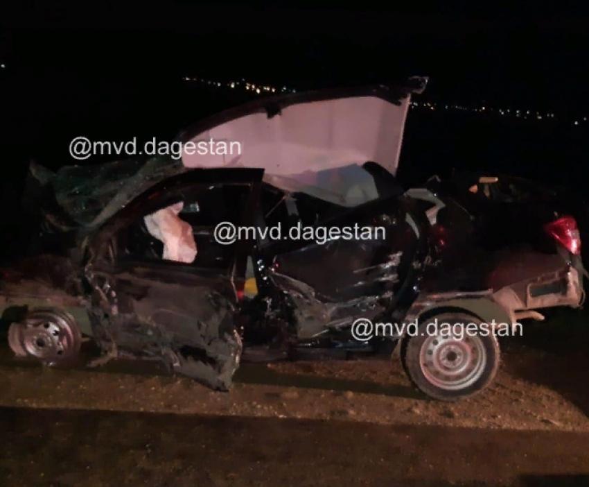 В Левашинском районе Дагестана в результате ДТП погибла девушка