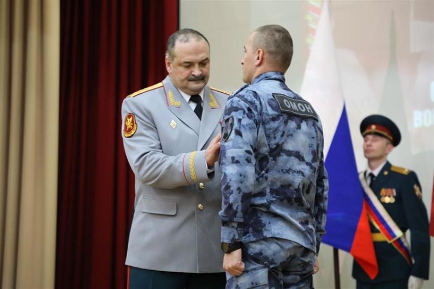 В СКО Росгвардии назначен новый командующий