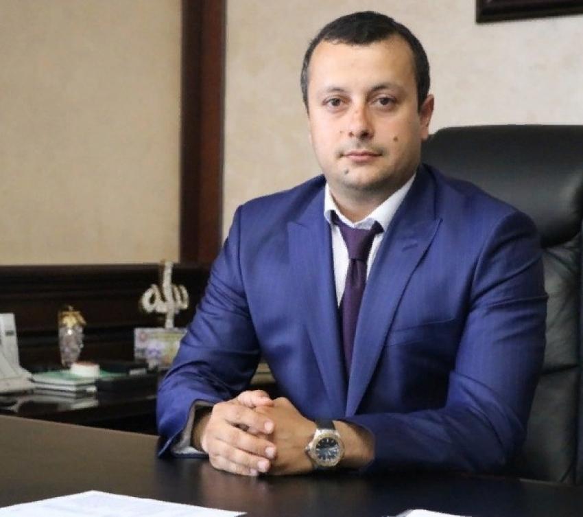 Глава Дербентского района заключён под стражу на 2 месяца