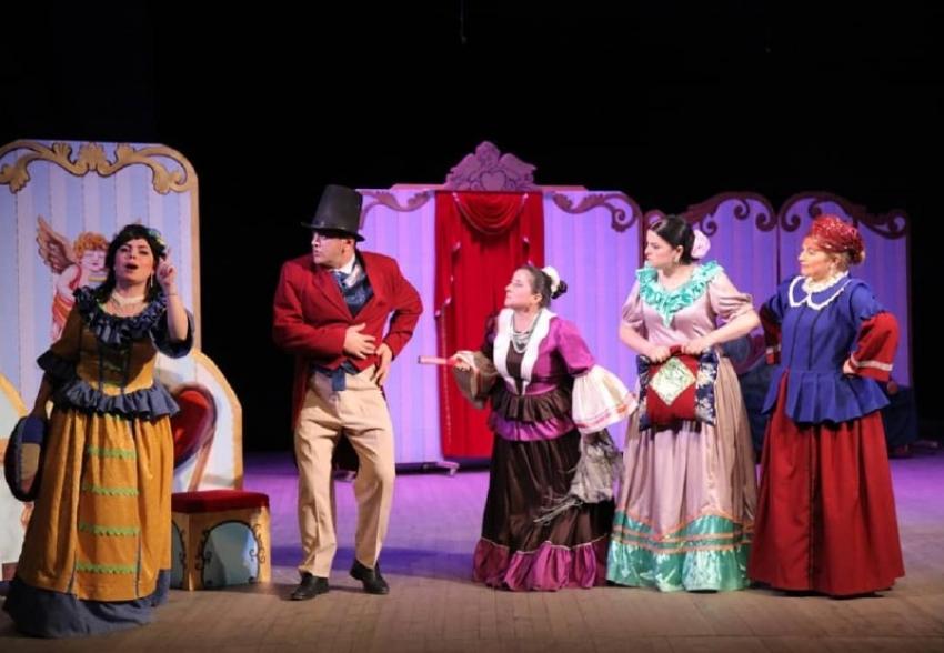 Табасаранскому драмтеатру – 20 лет