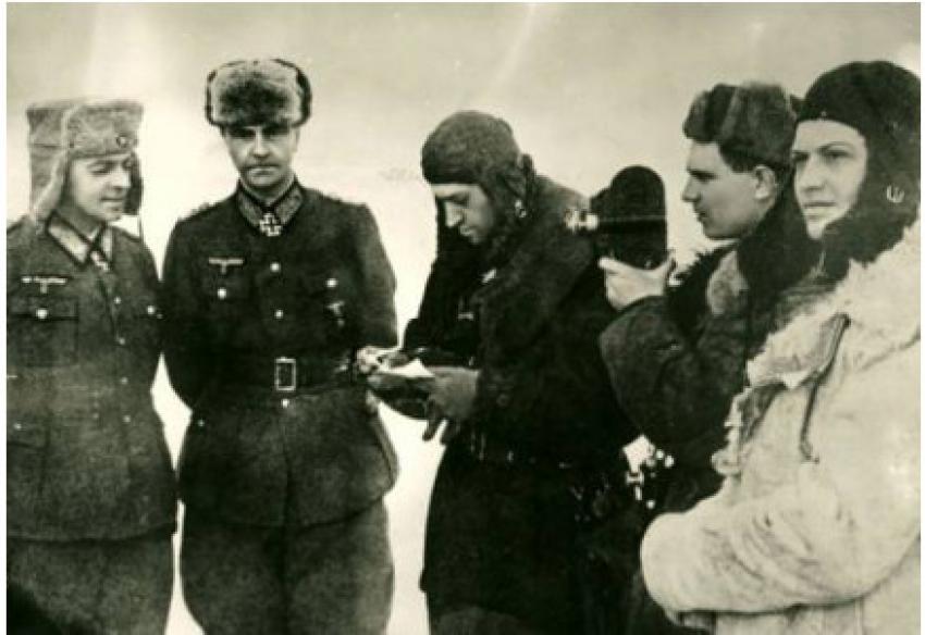 19 ноября - Памятная дата военной истории России