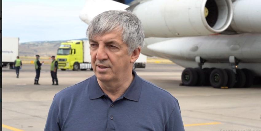 В Дербент продолжает поступать гуманитарная помощь