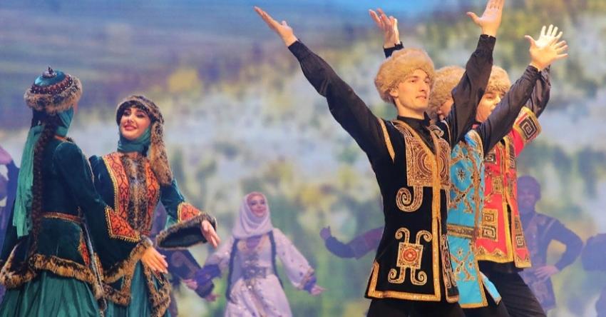 В Махачкале отметили 100-летний юбилей ДАССР