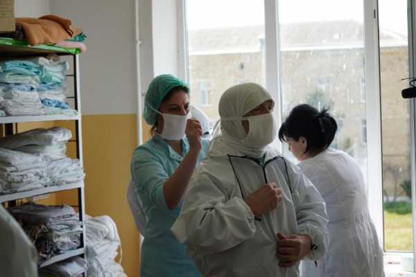 С. Меликов: В Дагестане речи об обязательной вакцинации пока не идет