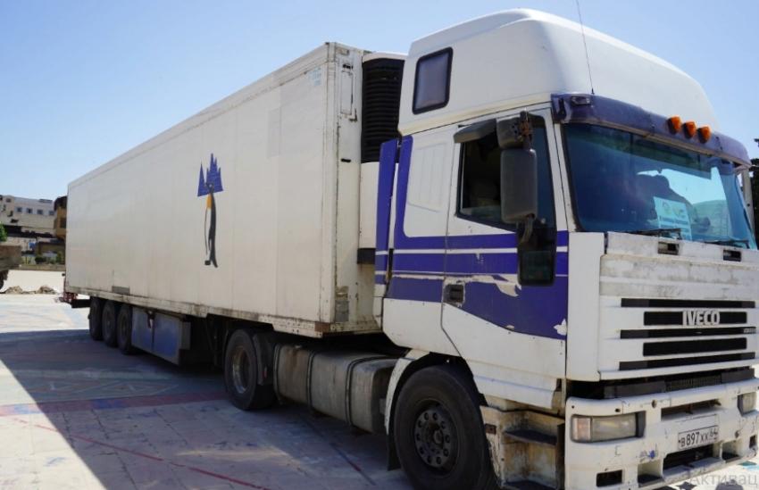Северная Осетия-Алания направила в Дербент 10 тонн антисептика