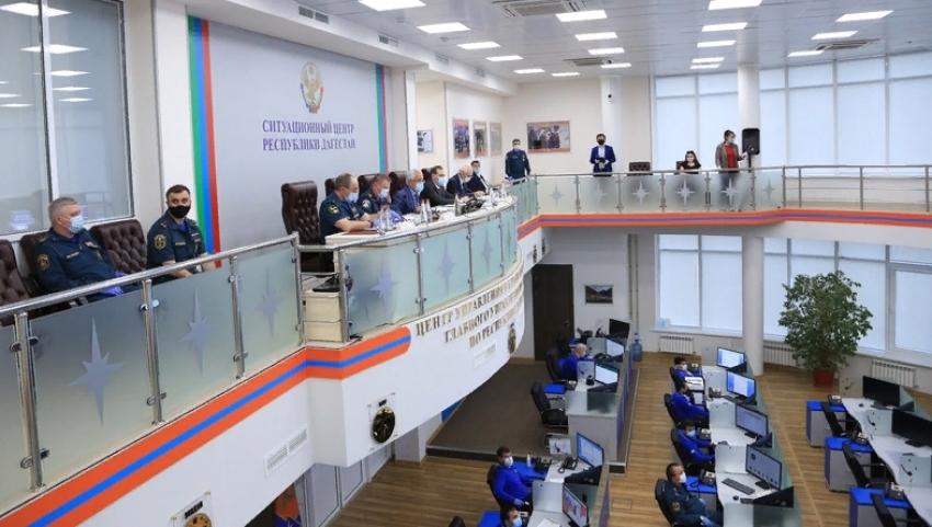 В Дагестане продезинфицировано 987 объектов
