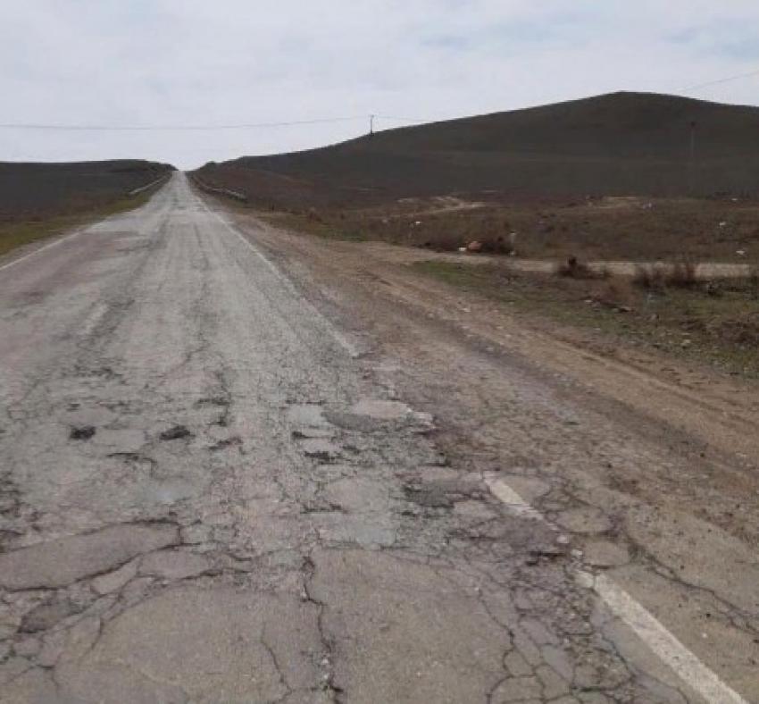В 2021 году будет отремонтирован участок автодороги Дербент – Хучни