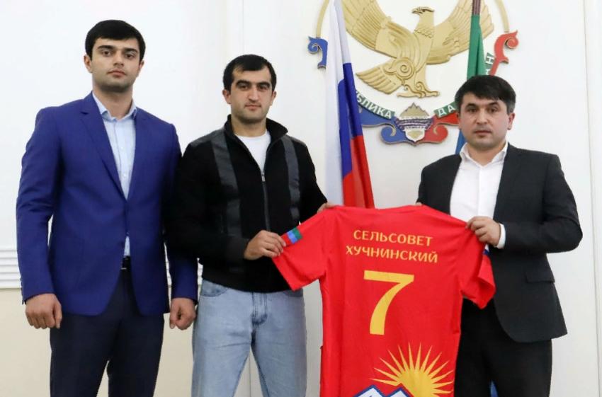 Глава Табасаранского района встретился с руководителями сельских поселений