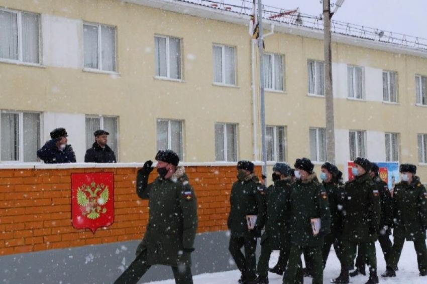 В Ботлихском районе отметили День защитника Отечества