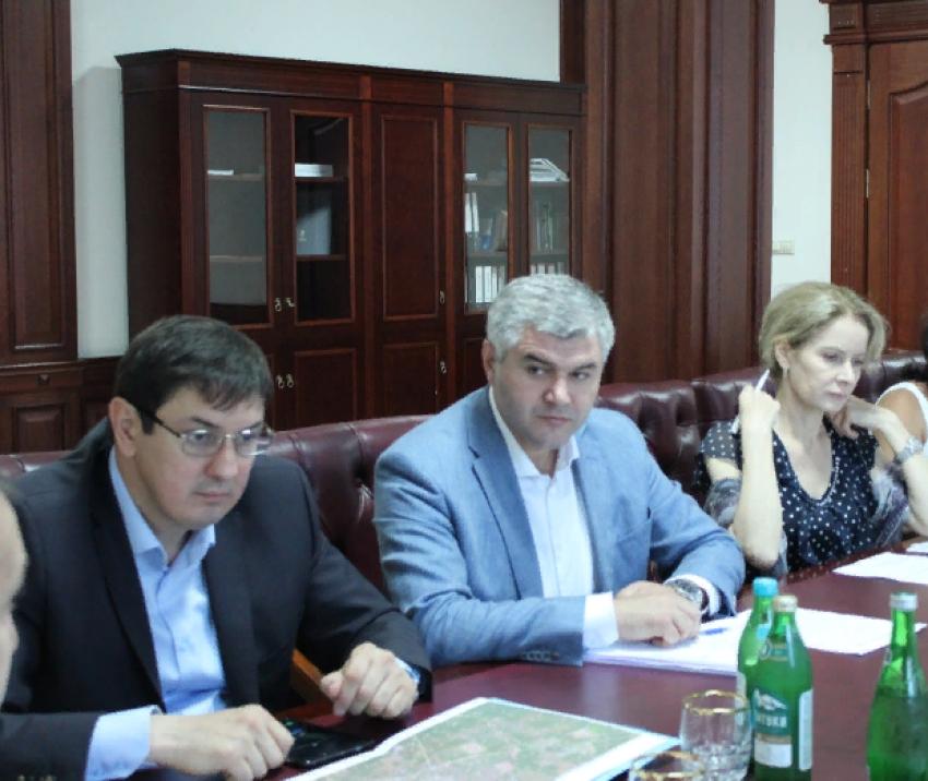 В минимуществе Дагестана обсудили расширение ТОСЭР «Дагестанские Огни»