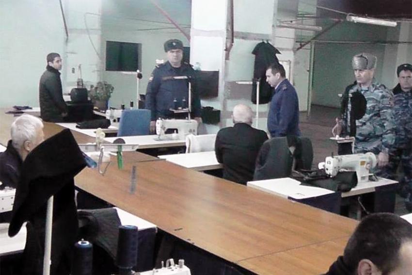 В исправительной колонии № 2 прошла прокурорская проверка