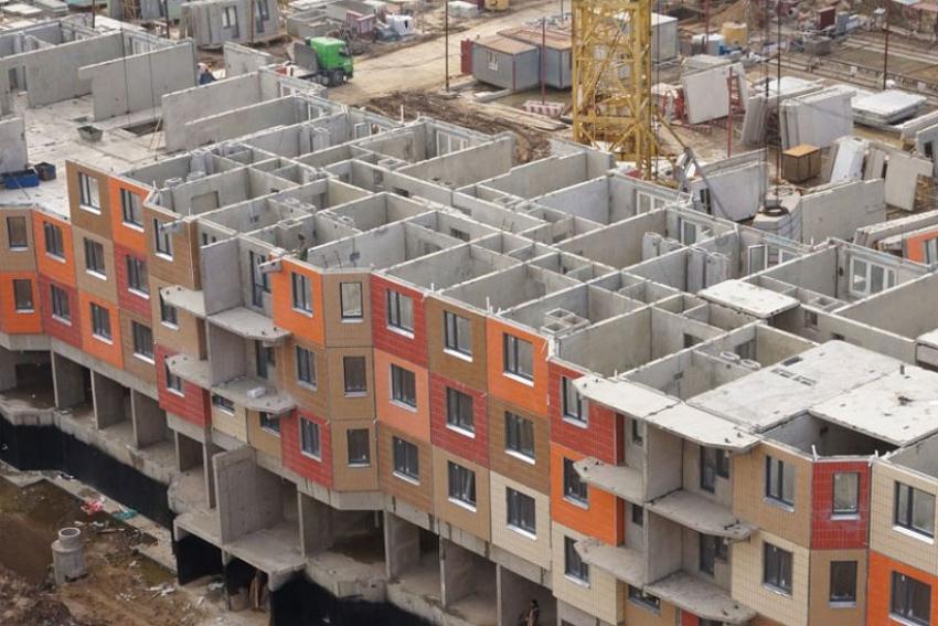 Более 740 тыс. кв. метров жилья построят в Дагестане