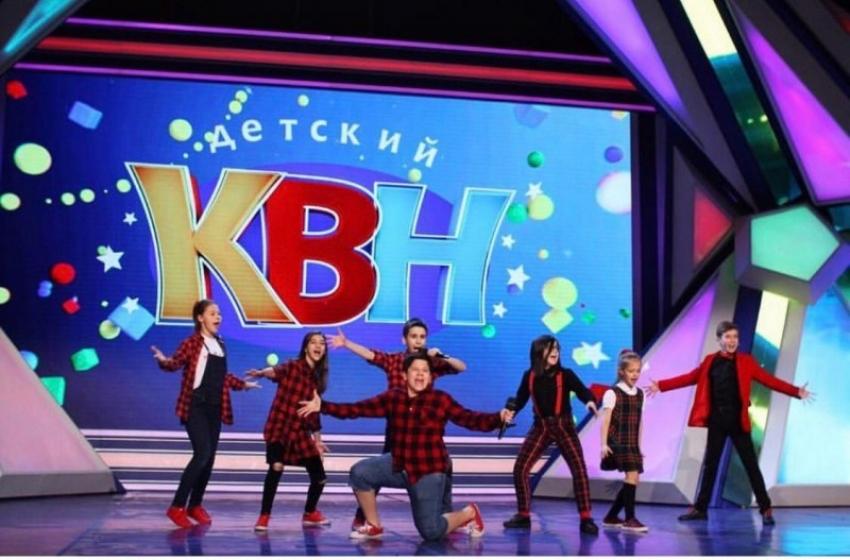 Команда из Дагестана выступит в финале телепроекта «Детский КВН»