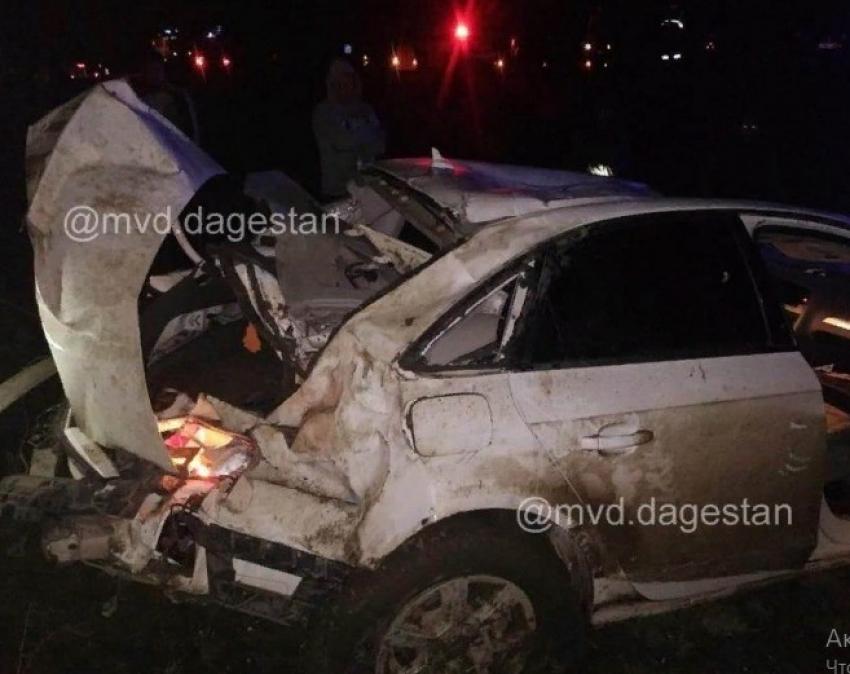 В результате ДТП в Махачкале погиб мужчина