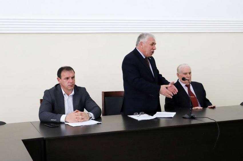 Избран новый состав Совета старейшин Табасаранского района