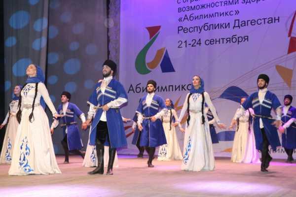 В Дагестане стартовал чемпионат по профессиональному мастерству среди лиц с ОВЗ «Абилимпикс»