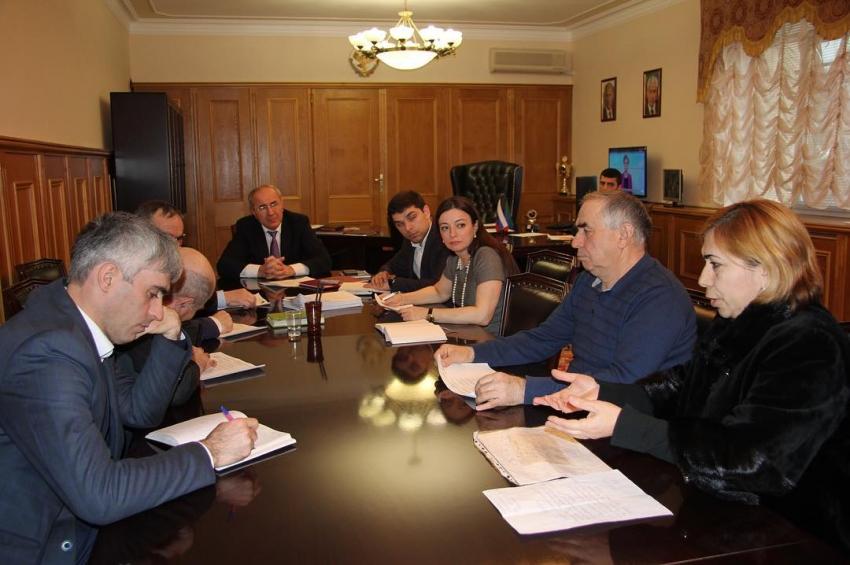 Мэр Избербаша Магомед Исаков провел прием граждан