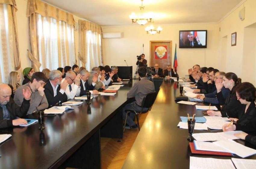 Депутаты Избербаша приняли бюджет города