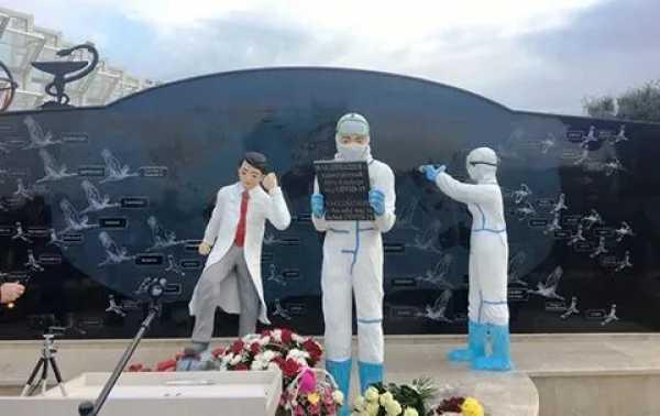 В Дагестане открыли мемориальный комплекс, посвященный ученым и врачам-разработчикам вакцины от коронавируса