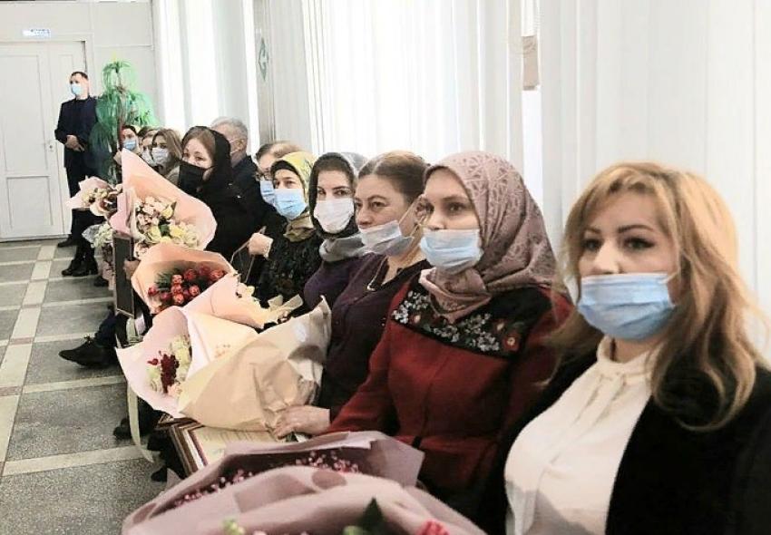 Меликов отметил работу дагестанских врачей в период пандемии