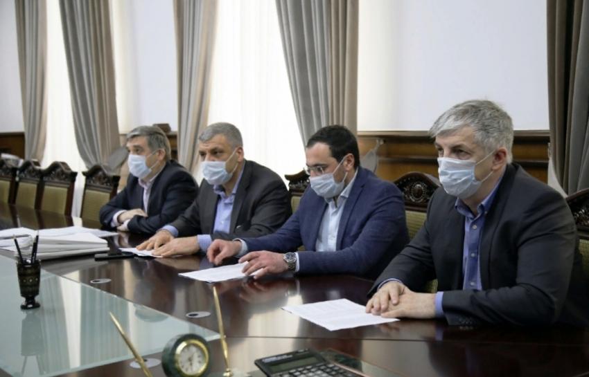 В Дербенте обсудили механизм оказания помощи афганцам