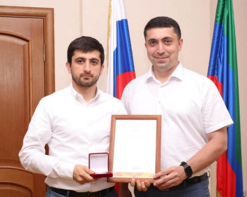 Директор БФ «Инсан» награждён медалью от Президента РФ