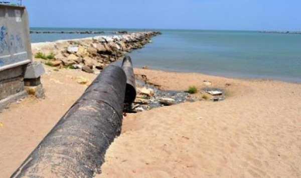 Мэрию Махачкалы обязали ликвидировать сброс сточных вод в Каспийское море