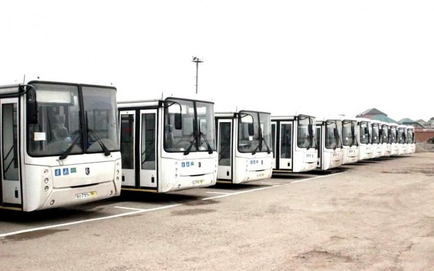 В мэрии Махачкалы прокомментировали проблемы с автобусным сообщением