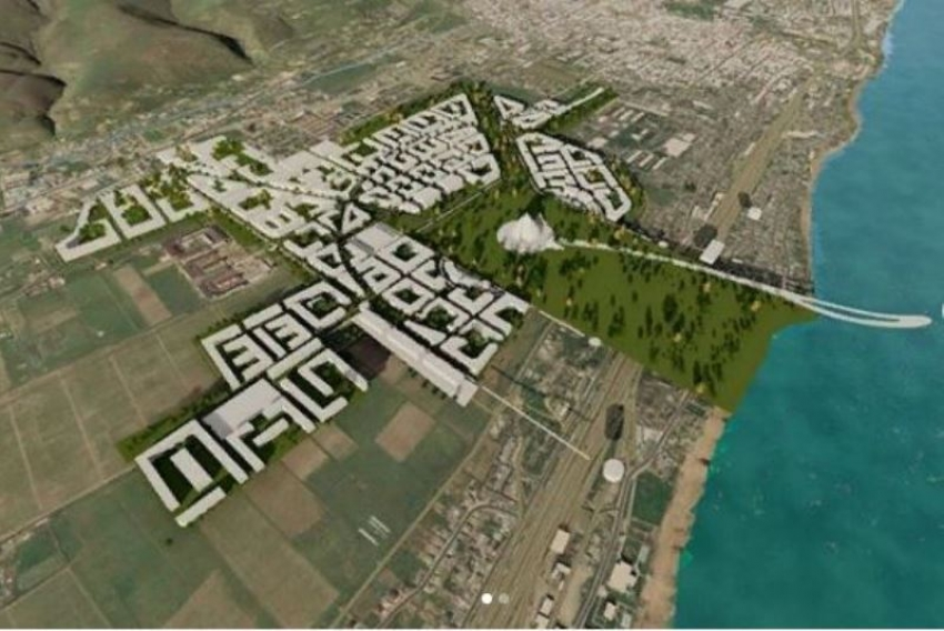 В Дербенте появится новый микрорайон