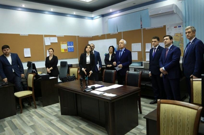 В Дагестане создан Ситуационный центр по противодействию коронавирусу