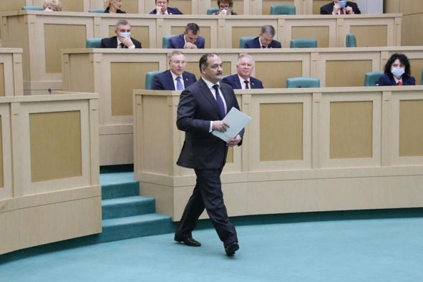 На 500-м заседании Совфеда России прошел час Республики Дагестан