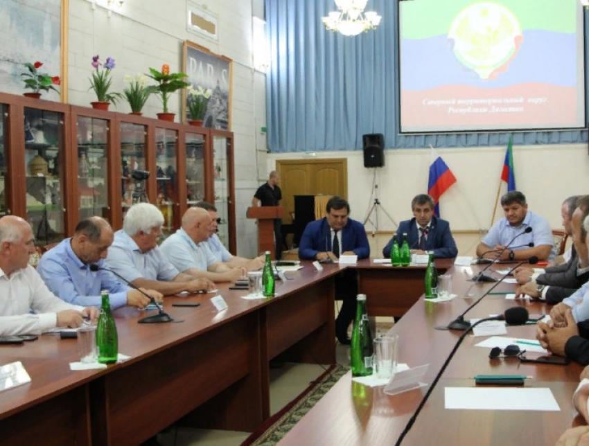 Представлен новый полпред в северном округе Дагестана