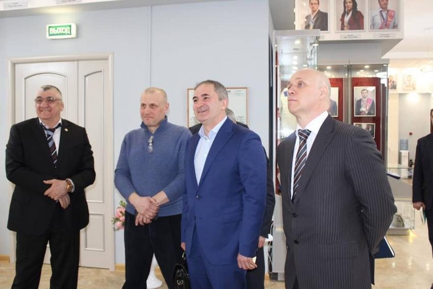 В Дагестане создана федерация бадминтона