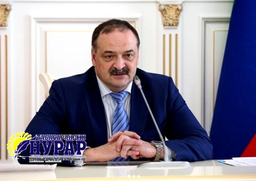 Сергей Меликовди дагъустанлуйирин суалариз жавабар тувди