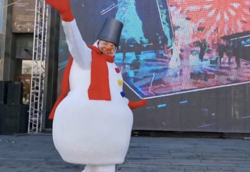 Новогодние мероприятия в Махачкале продолжатся до 7 января