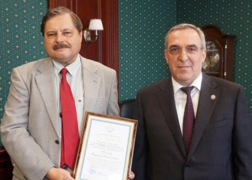 В Дагестан прибыли специалисты федерального Минздрава