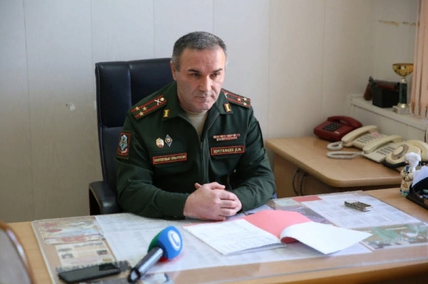 На военную службу из Дагестана отправятся 4200 призывников