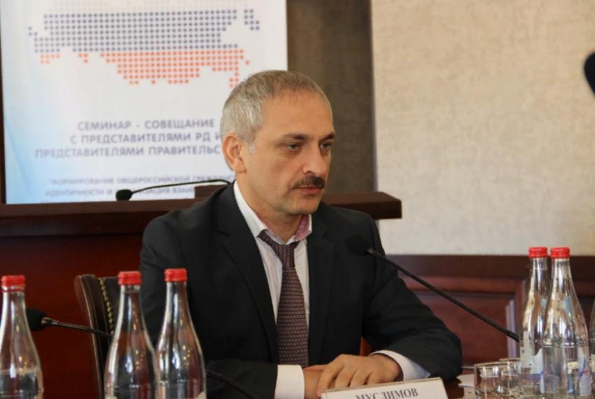В ДГМУ прошло семинар-совещание с представителями Дагестана в субъектах РФ